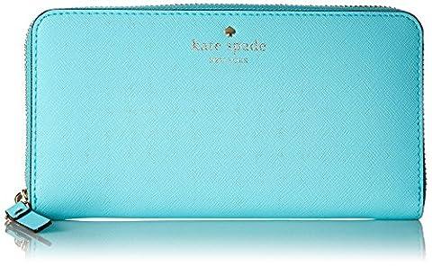 Kate Spade New York Cedar Street Lacey Wallet Atoll Blue