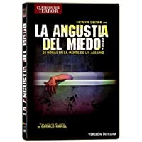Angst (La Angustia del miedo) (1983) DVD (Region 2) AUDIO: German, Spanish Subtitles Spanish WITHOUT English audio or WITHOUT English Subtitles by Erwin Leder