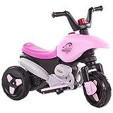 Schiano Easy, Moto Elettrica Bambina, Rosa, Taglia Unica