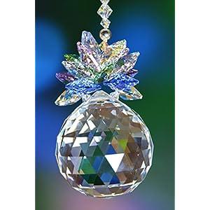 Sonnenfänger -handgearbeitet aus funkelnden Kristallen von Swarovski