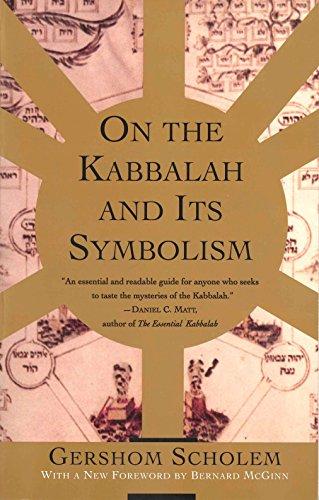 On The Kabbalah & Its Symbolism (Mysticism & Kabbalah) por Gershom Scholem