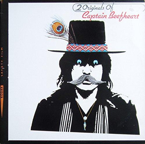 2 Originals of Captain Beefheart: The Spotlight Kid & Lick My Decals Off, Babe [Vinyl Doppel-LP] [Schallplatten] (Lick My Decals Off)