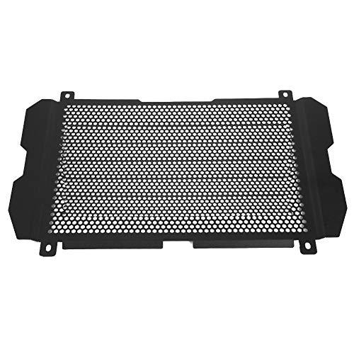 Duokon Aluminiumlegierung Motorrad Kühlergrill Kühlerabdeckung Abdeckung für Z900 Schwarz