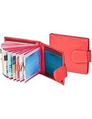 Rimbaldi, Porte-cartes de crédit  Rouge Rouge