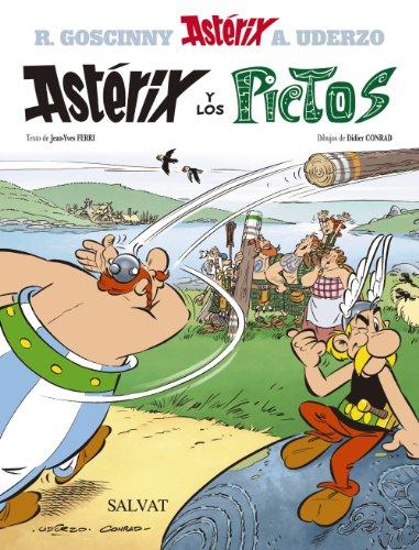 Astérix y los pictos (Castellano - A Partir De 10 Años - Astérix - La Colección Clásica) por René Goscinny
