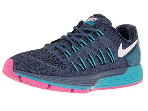 Nike Wmns Air Zoom Odyssey, Scarpe da Corsa Donna Azul (Ocean Fog / White-Black-Gmm Blue)