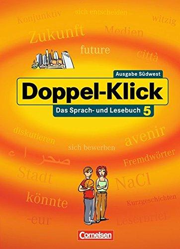 Doppel-Klick - Südwest / Band 5: 9. Schuljahr - Schülerbuch,