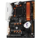 Gigabyte GA-Z270X-GAMING-5 Scheda Madre, Interfaccia ATX, Socket Intel 1151, Nero