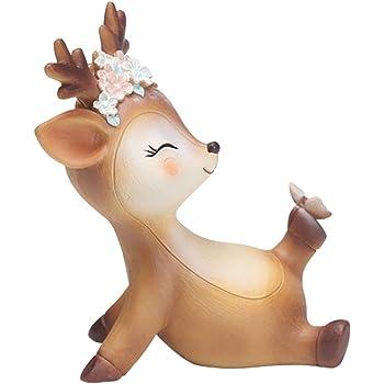 Deko Elch Rentier Weihnachtsdeko Weihnachtsfigur Tierfigur Winterdeko