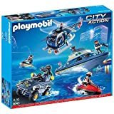 PLAYMOBIL® – Set Polizei – 9043