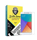 Gorilla guard UV Protect 2.5D Rounded Edges Tempered Glass Screen Guard for Xiaomi Redmi Y1 Lite (Transparent)