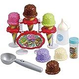 PlayGo - Set heladería, 23 piezas (Colorbaby 3576)