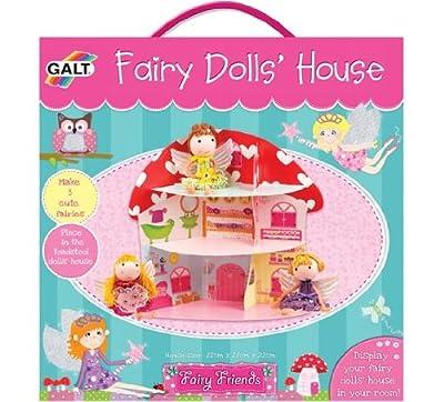 Galt Toys - Casa de muñecas de hadas por Galt Toys