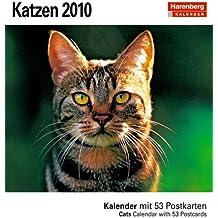 Harenberg Postkarten-Kalender Katzen 2010