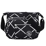 Best Cross Body Bags - Womens Multi Pocket Casual Cross Body Bag Travel Review