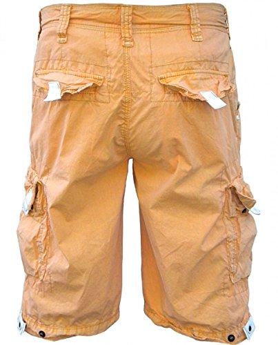 JET était short cargo pour homme santos bébé (orange) Orange - Orange