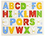 Skillofun Wooden Alphabet Picture Tray w...