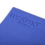 Maximo Fitness Tappetino Yoga e Borsa Antiscivolo, 173 x 60 x 0.6 cm, Blu