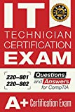 IT Technician Certification EXAM