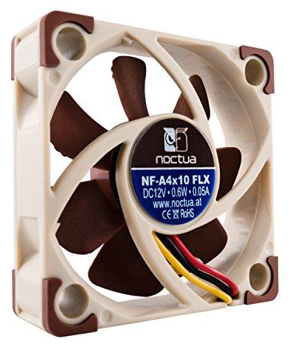NOCTUA nf-a4X 10FLX-Computer Kühlung Komponenten (Fan)
