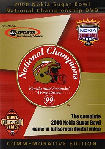 2000 Sugar Bowl-Florida State Vs Virginia Tech (Florida Tech)