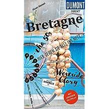 DuMont direkt Reiseführer Bretagne: Mit großem Faltplan