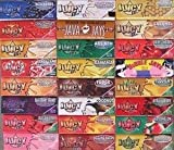 from JUICY JAYS JUICY 10 Juicy Jays Pick N Mix Kingsize Flavoured Rizla