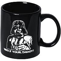 Star Wars Who's Your Daddy? parodia Tazza da caffè, tazza da tè, regalo festa del (Novità Collezione Sole)