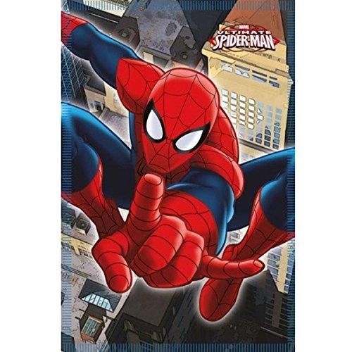Spiderman a cuadros Cover Boy Polar
