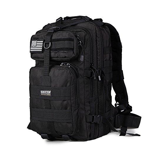 seibertron-falcon-taktischer-rucksack-kompakt-angriff-pack-gipfel-tasche-schwarz-37l