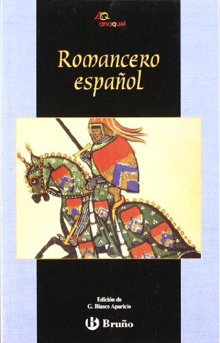 Romancero español (Castellano - Juvenil - Anaquel)