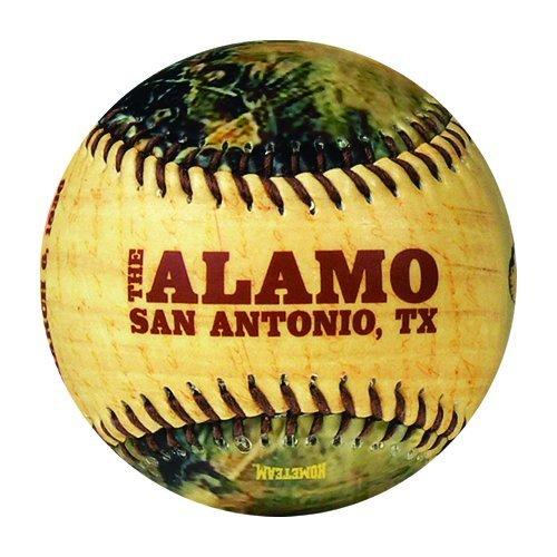 the-alamo-san-antonio-tx-souvenir-baseball-by-enjoylife-inc