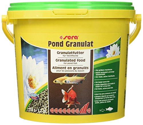 Sera Nourriture pour Poissons Pond Granulat