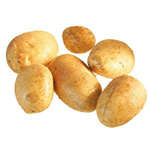 Obst & Gemüse Bio Kartoffel mehlig koch. (2 x 1000 gr)