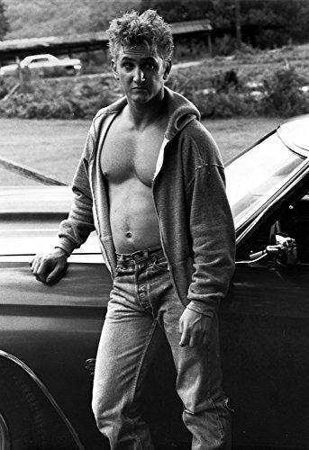 The Poster Corp a Shirtless Sean Penn Photo Print (20,32 x 25,40 cm)