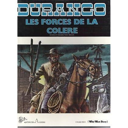 DURANCO - LES FORCES DE LA COLERE