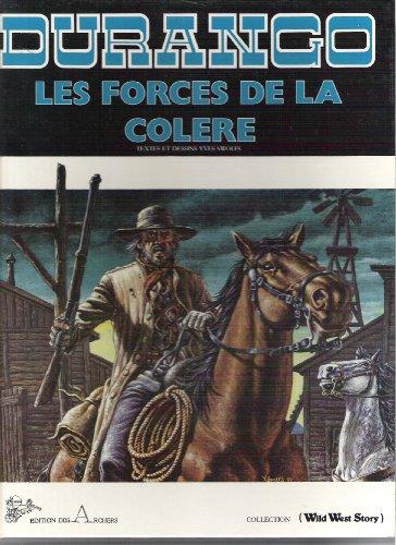 DURANCO - LES FORCES DE LA COLERE par SWOLFS