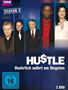 Hustle - Unehrlich währt am längsten - Season 3 [2 DVDs]