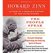 The People Speak CD: American Voices, Some Famous, Some Little Known, from Columbus to the Present