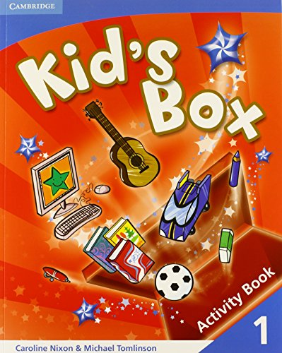 Kid's Box 1 Activity Book PDF Books