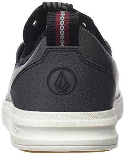Volcom - Draft Shoe, Scarpe da Skateboard Uomo Grigio (Grau (Cool Grey CGR))