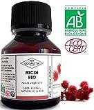 Olio di Ricino Organico - MyCosmetik - 50 ml