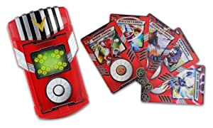 Digimon Fusion Loader and 5 Cards