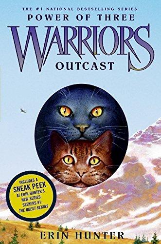 Warriors: Power of Three #3: Outcast por Erin Hunter