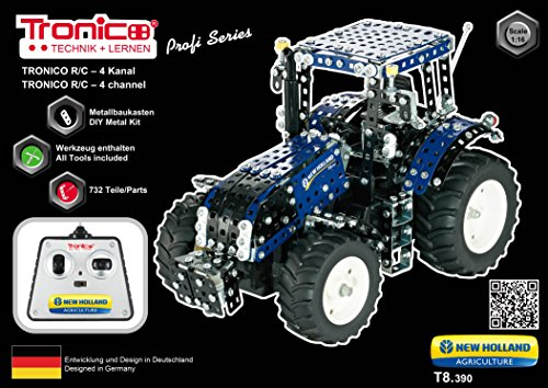 RC Traktor NEW HOLLAND - 9