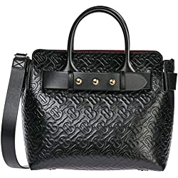 BURBERRY femme the belt sac à main black