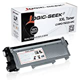 Logic-Seek Toner kompatibel für Brother TN-2320 XXL DCP-2500 2520 2540 2560 2700 Series D DW DN HL-2300 2320 2340 2360 2365 2380 Series D DW DN MFC-2700 2703 2720 2740 Series DW CW