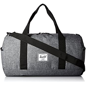 Herschel Supply Co. Sutton moyenne Sac de sport, Eclipse Crosshatch/Black (noir) - 10251-01335-OS