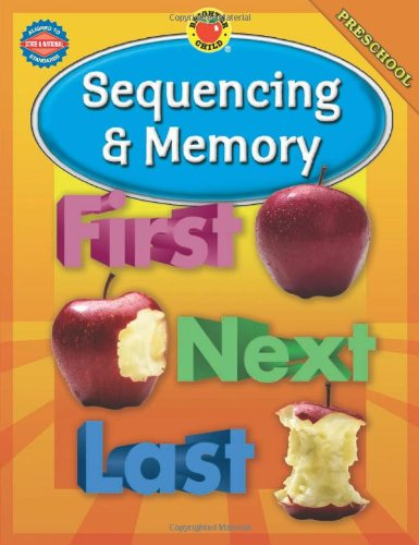 Brighter Child Sequencing and Memory, Preschool (Brighter Child Workbooks) por School Specialty Publishing