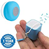 #6: Captcha Smallest Bluetooth Speaker Smart Box Portable Remote Shutter Hand Free Speaker With Mini Waterproof Bluetooth Shower Speaker Compatible with Xiaomi, Lenovo, Apple, Samsung, Sony, Oppo, Gionee, Vivo Smartphones (One Year Warranty)